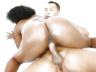 Black men and asian women having sex-4670