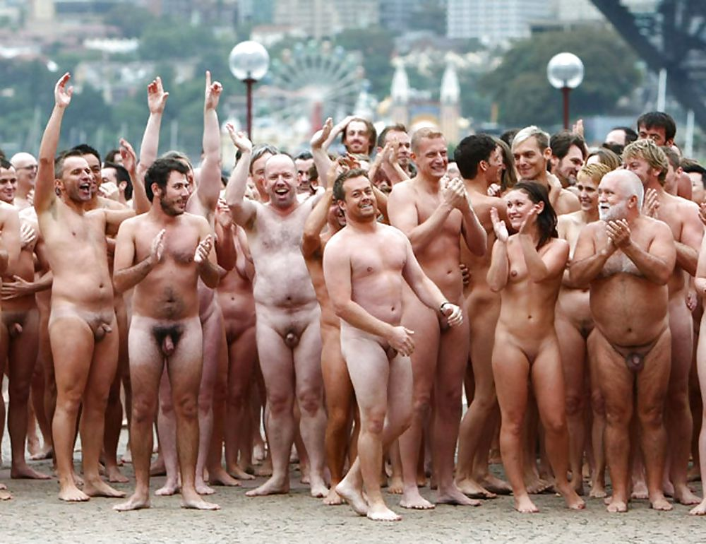 Nude people having porn — photo 4