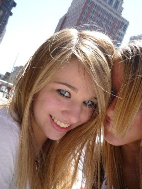 Sarah and teen blog