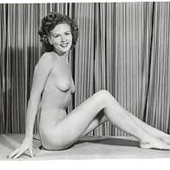 Nude white Angela White