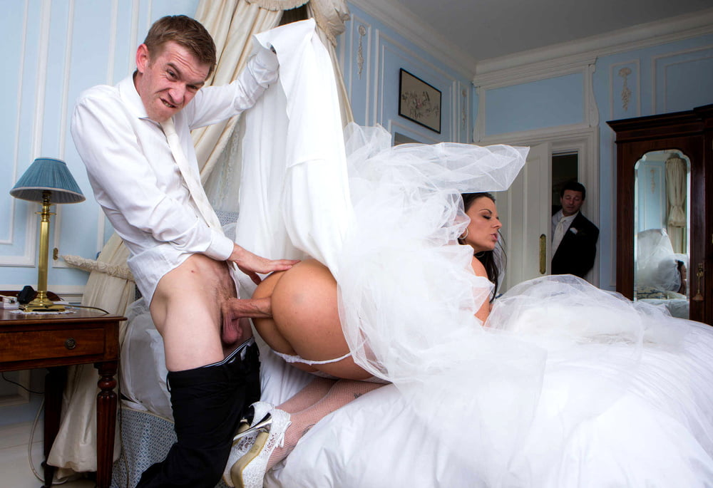 Brides fuck rings