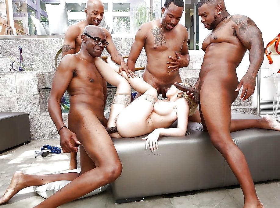 Black male white female porn
