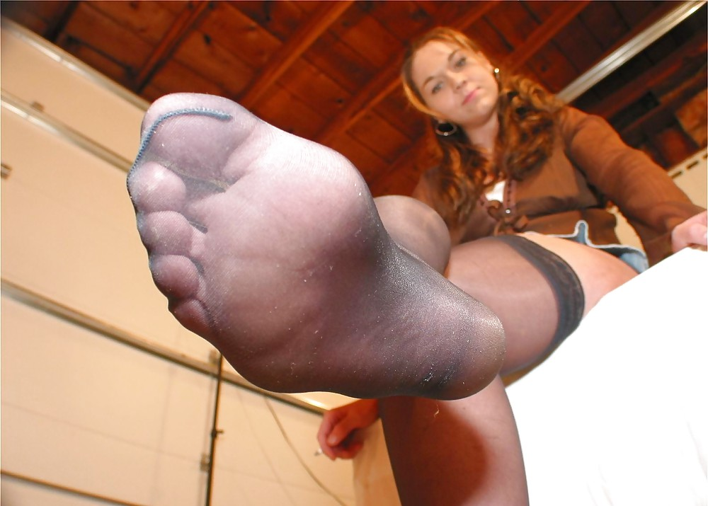 Foot fetish 40plus