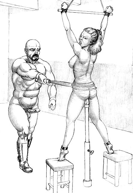 Женщины выебали рисунки фаррелл садо мазо сучку