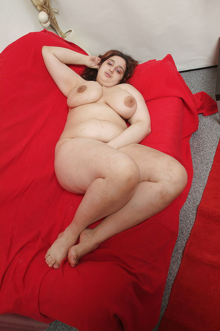 Chubby Mature Babe Desperately Needs Cock