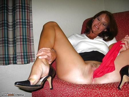 Slutty amateur wife
