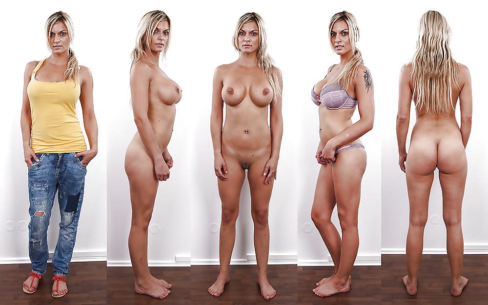 Смотреть видео кастинг голых женщин 10