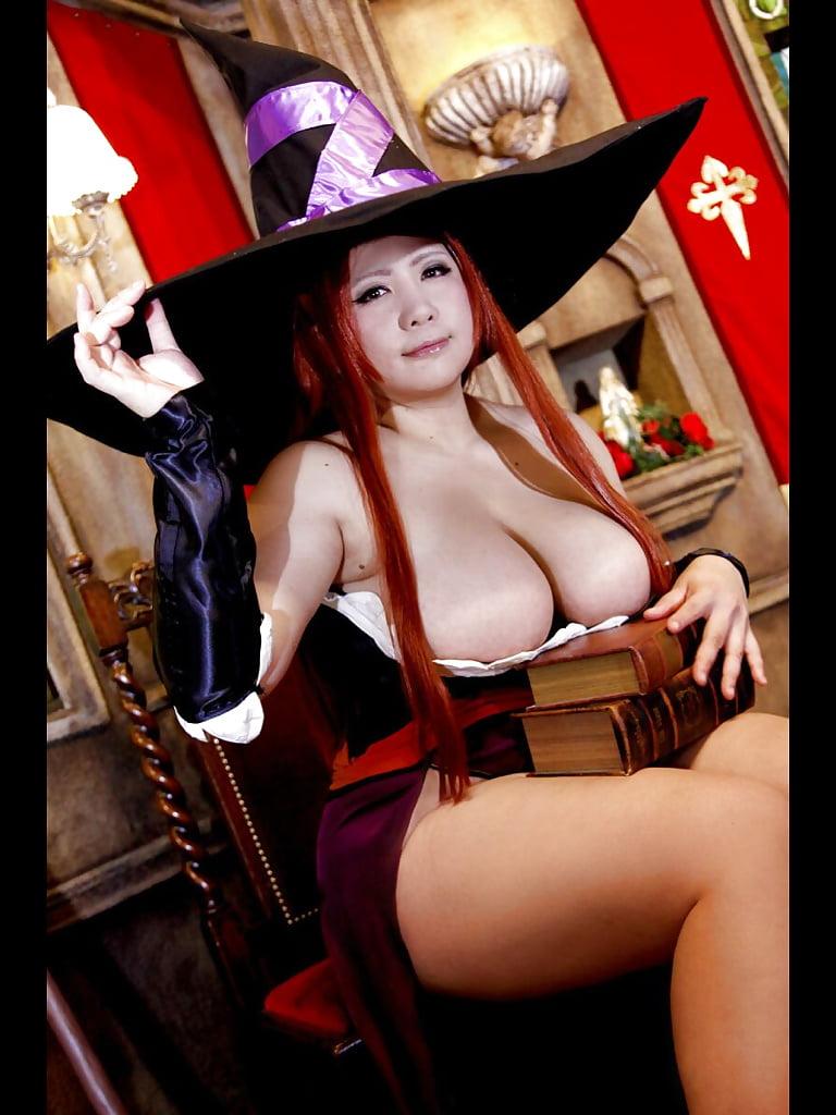 Halloween characters women
