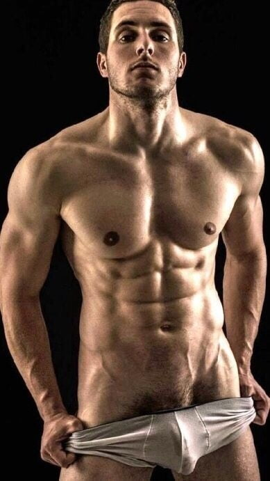 Hots Naked Sexy Male Model Jpg