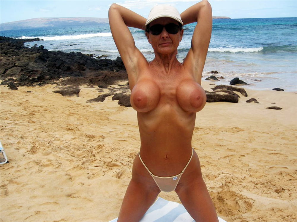 Milf tits photo