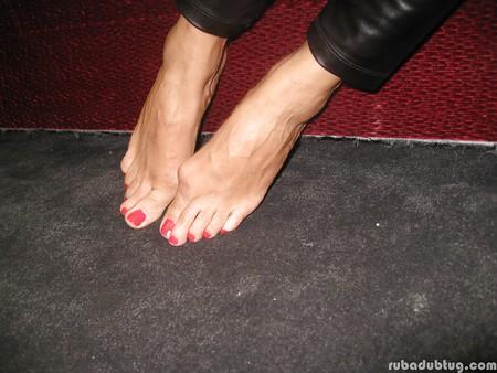 Ruby Styles Feet