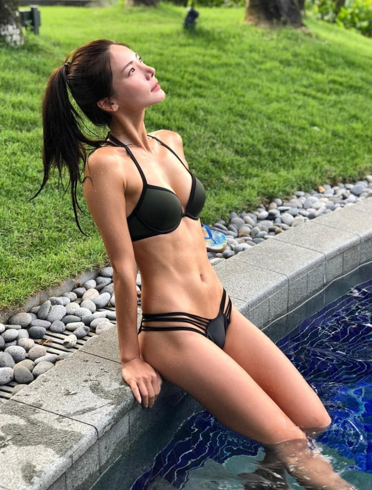 Hot sexy korean model-8196