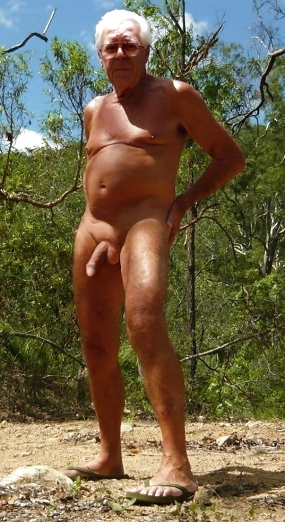Naked old men picture gallery — photo 3