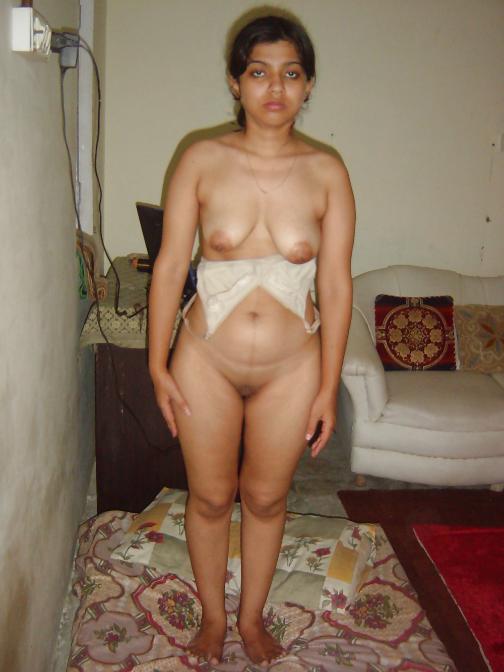 Indian home girls naked #2