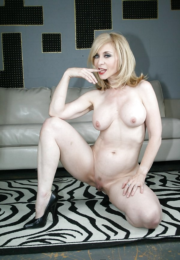 Naked nina hartley regret