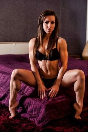 female muscle