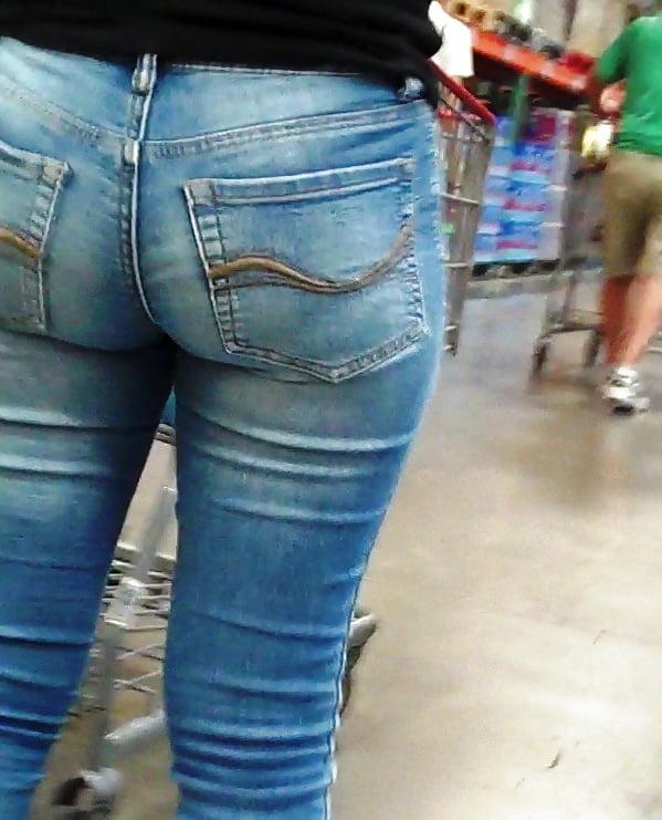 Girl road boner in jeans porn pictures bravo