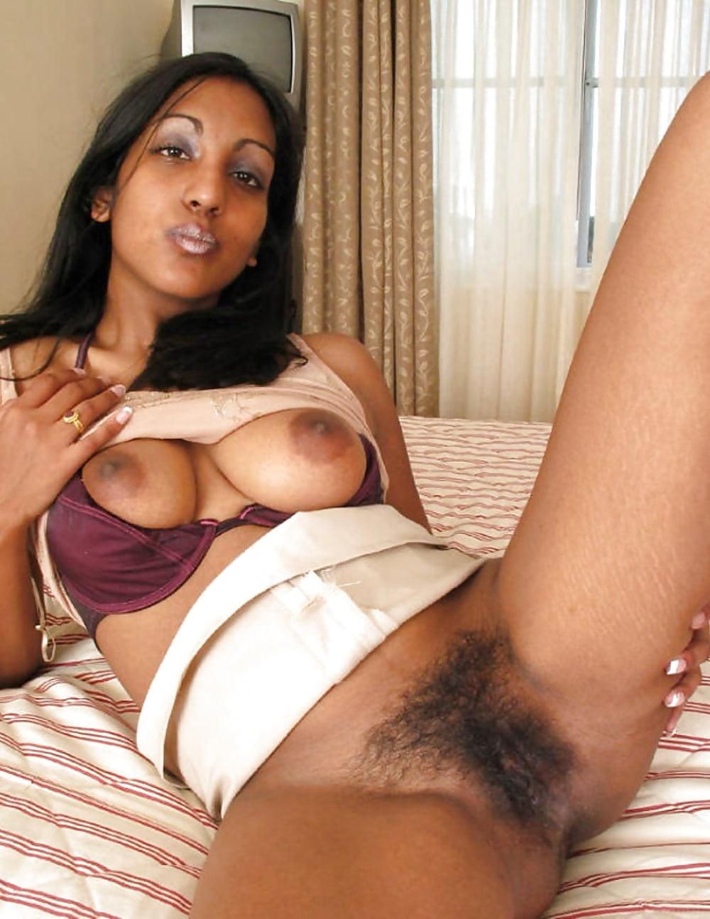 Indian black hairy women naked