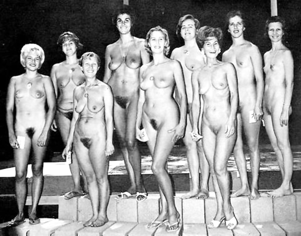 Vintage nudist women group, spice adult channel