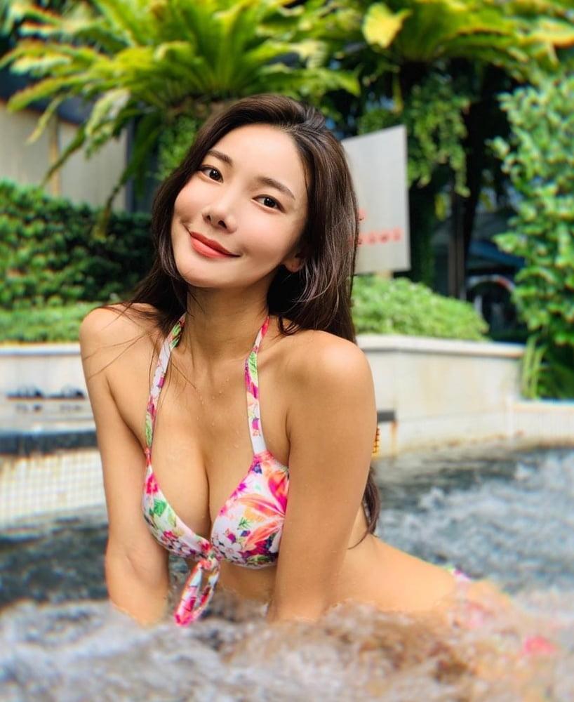 Hot sexy korean model-9248