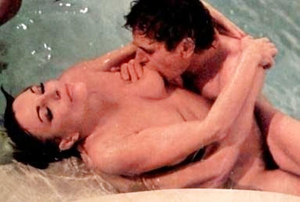 Joan collins naked