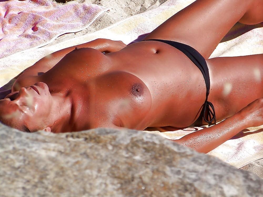 Why tan naked