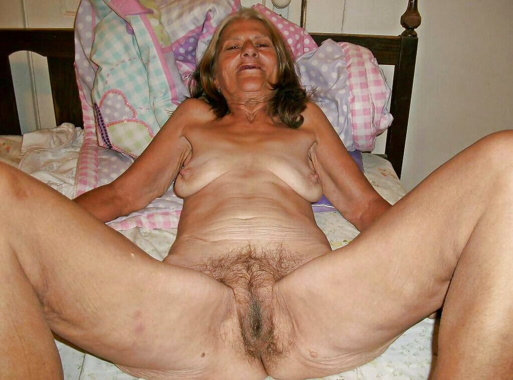 Round hairy senior sex young boy