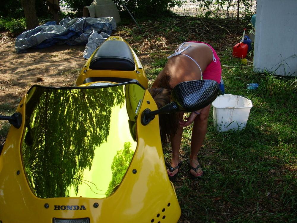 Bike wash with Charity- 12