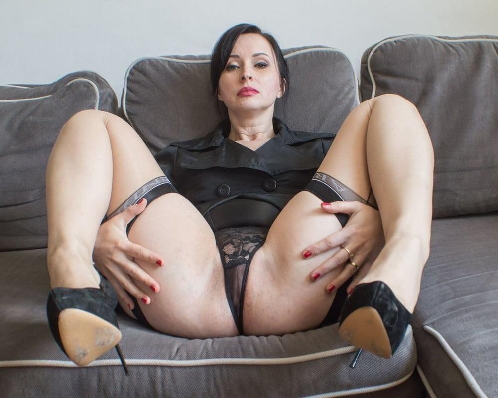 Mom spread legs panties, taboothreesome gif