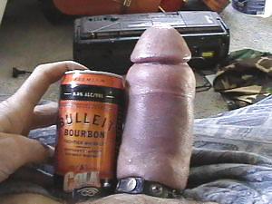 Cocks with girth