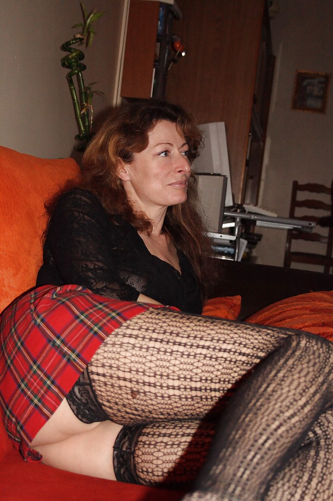 Lydie French Mature - 7 Pics  Xhamster-3865