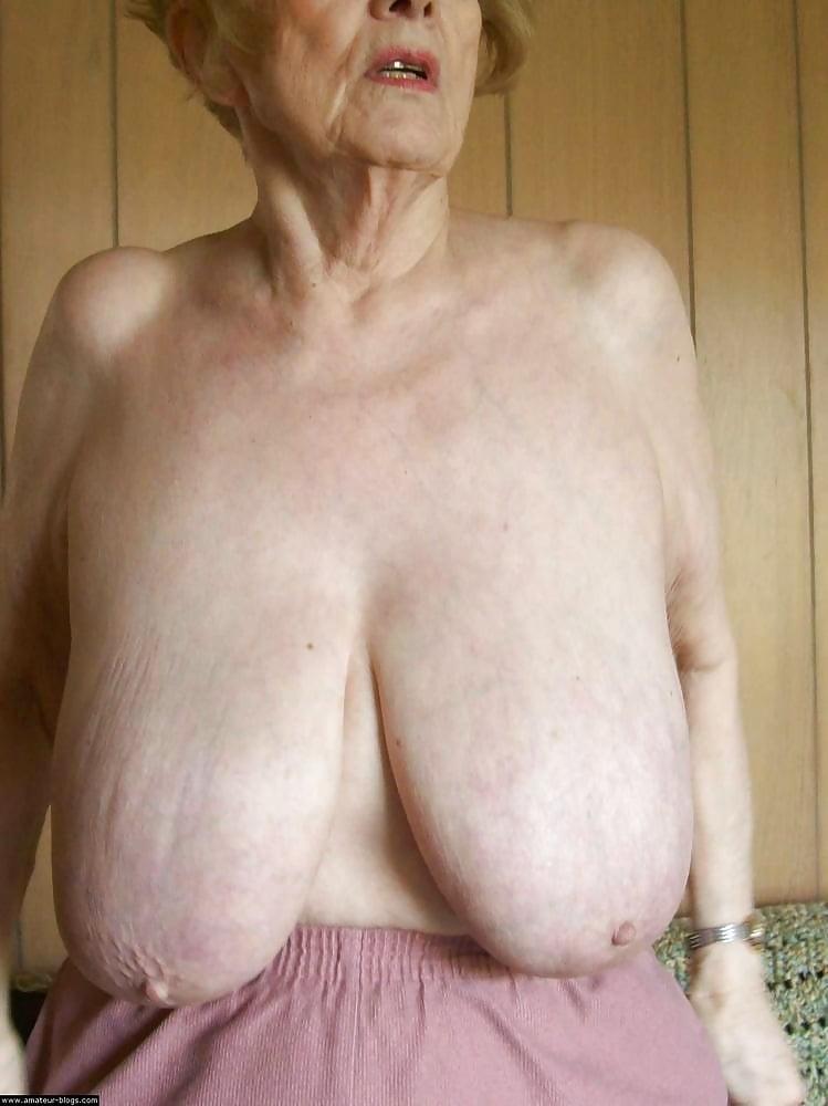 Large breast older women naked photos