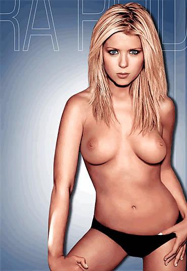Tara reid smoking nude