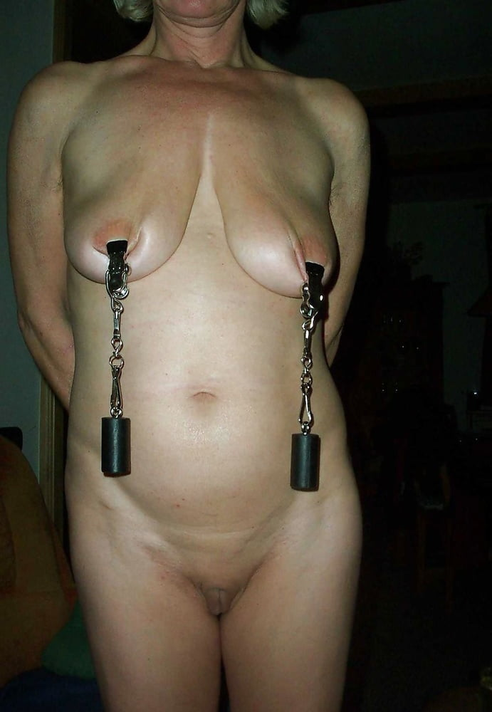 Milf torture breast
