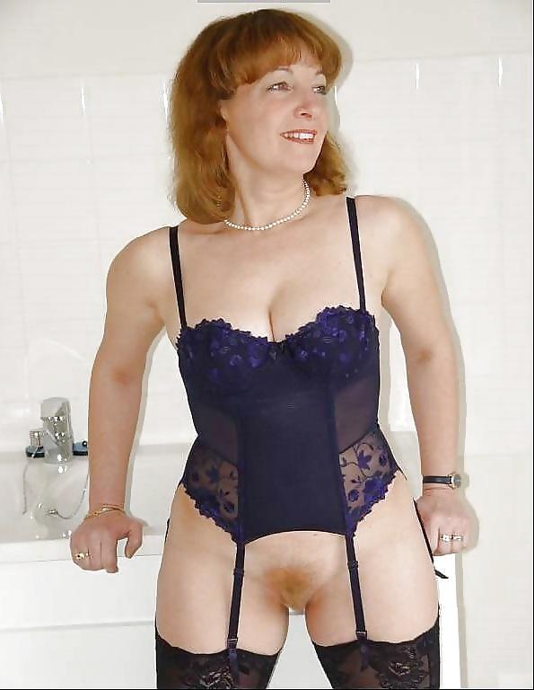Mature Adult Female Image Photo