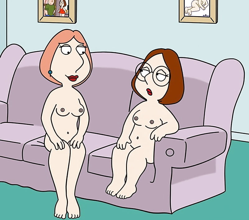 Lesbian Cartoon Family Guy