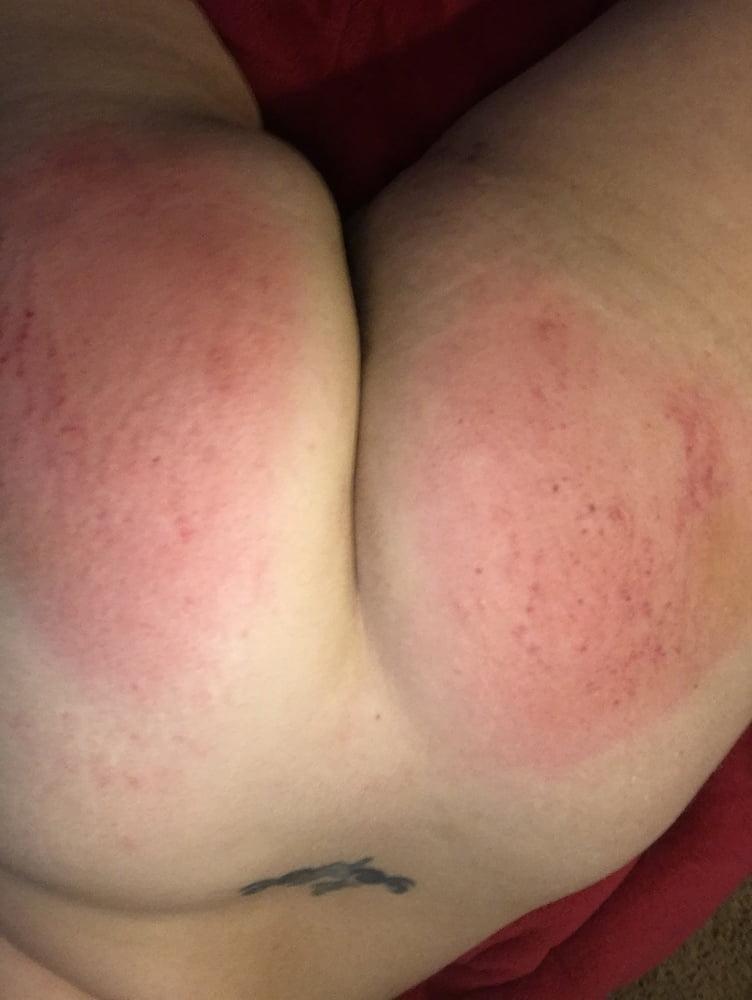 Posting my bottom after I'm punished- 8