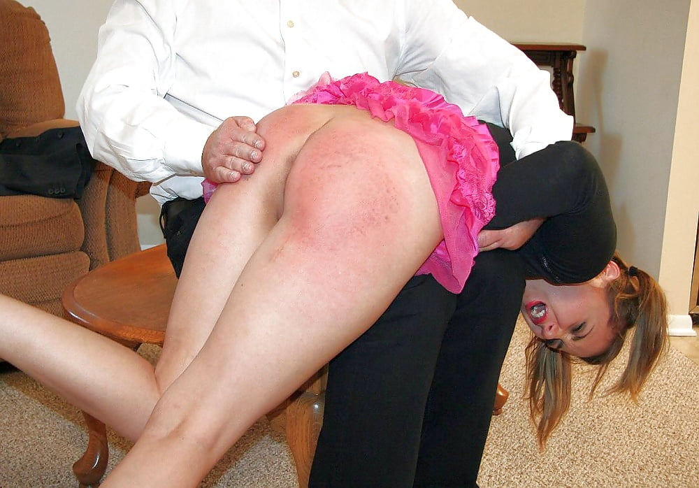 Rough alpha spanking