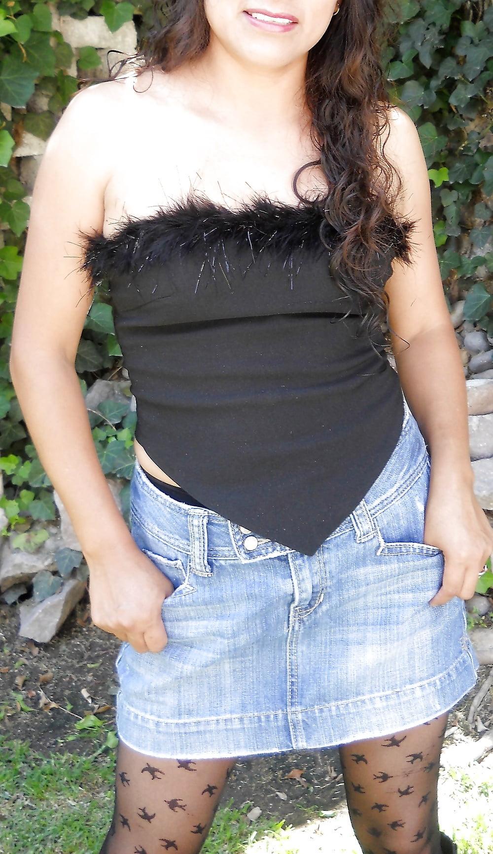 Pantyhose sexy milf-9058