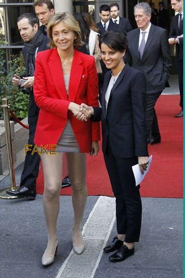 French Politician Valerie Pecresse - 154 Pics