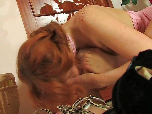 Milf nylon lesbian-9256
