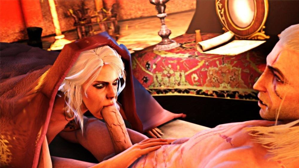 Ciri PORN The Witcher- 266