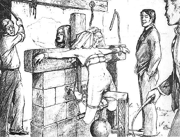 Бдсм галерея казней