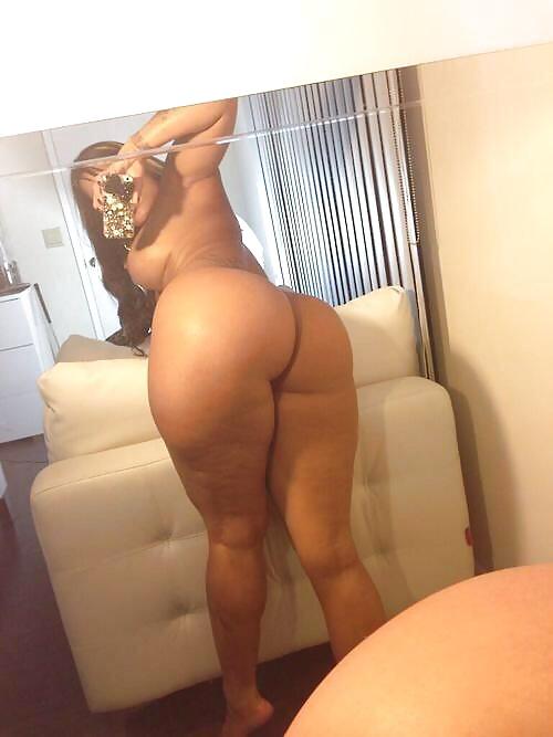 Big black booty selfies-3448