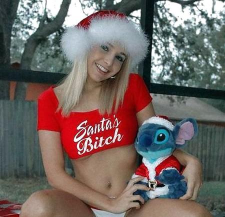Breast Lovers Dream- Santa Naughty Girls