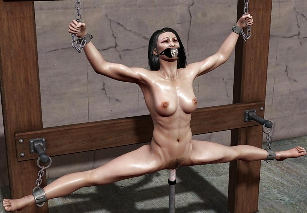 Interracial brutal torture