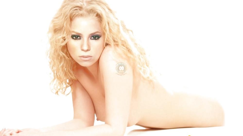 Free shakira nude photos