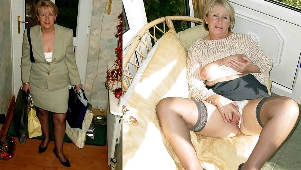 перевелась порно фото зрелых в разных платьях для