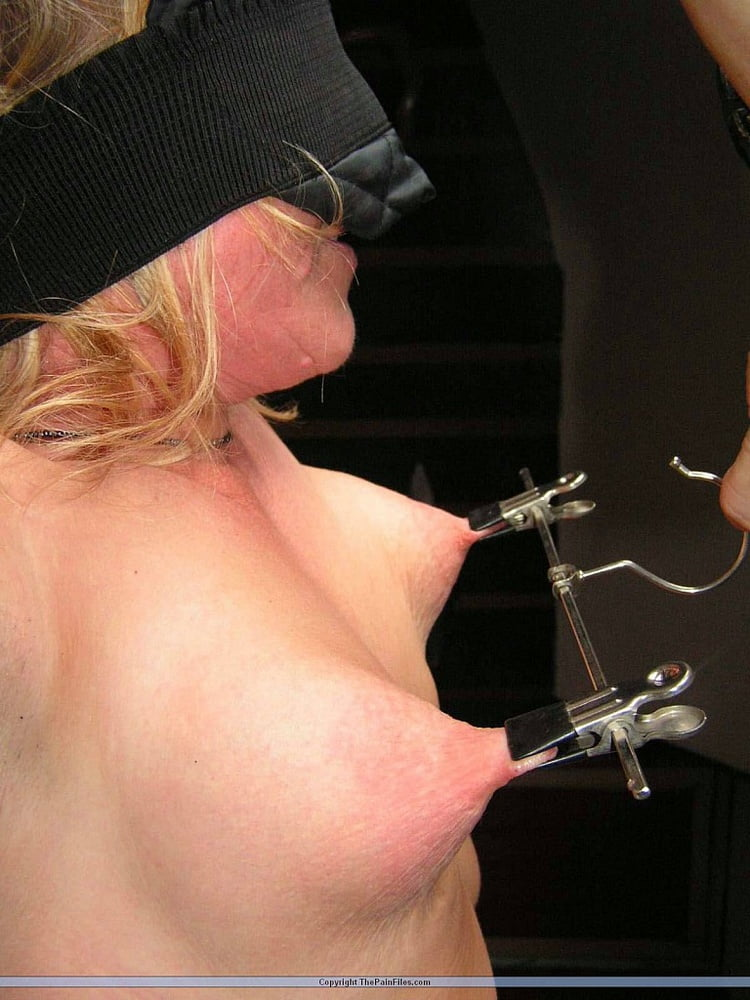 Nipple Torture And Clamps