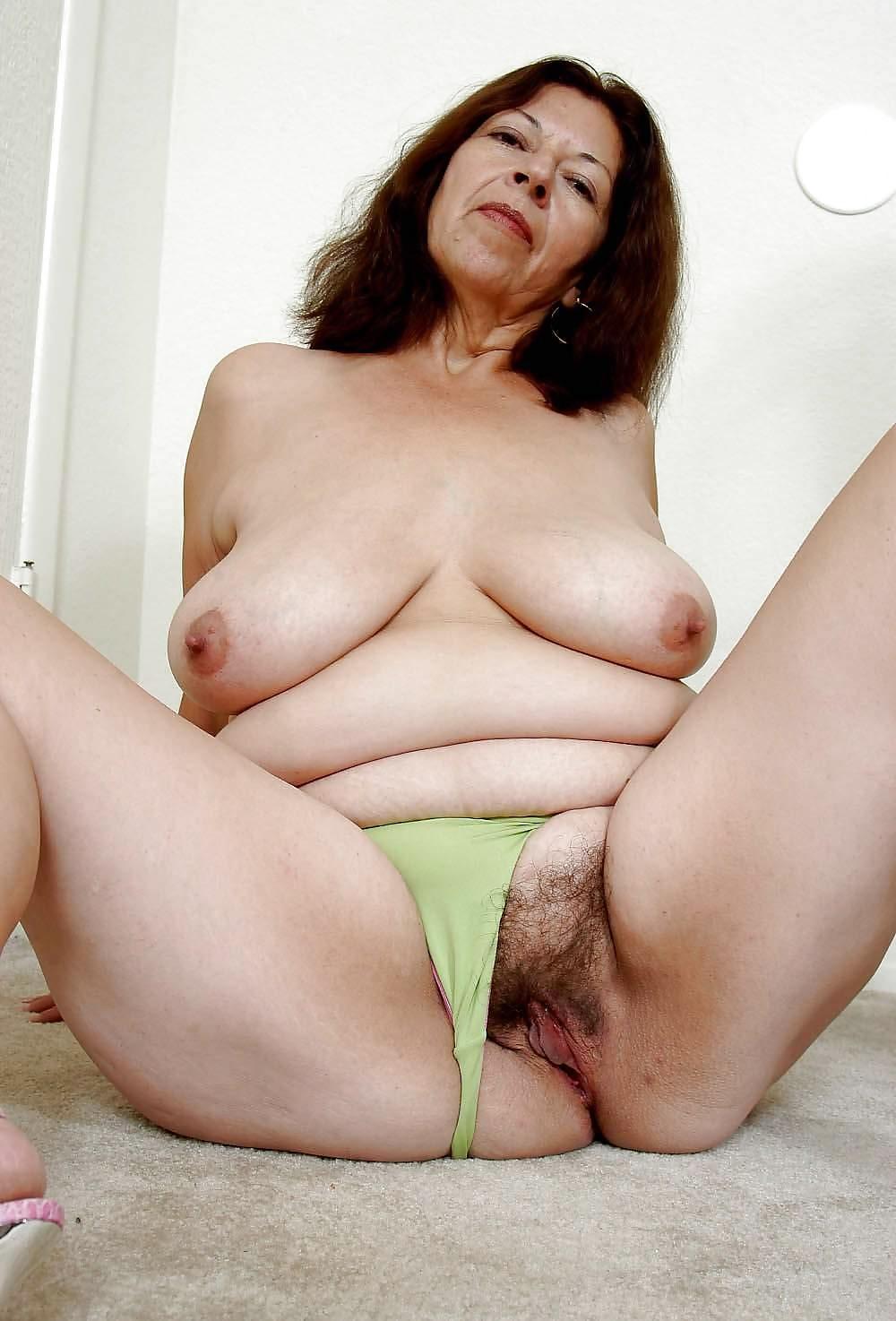 Big hairy pussy women